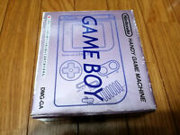 GB nintendo Game Boy FAT  CLASSIC  BOXED VER JAPAN..