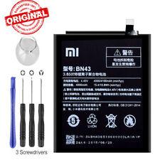 New Original Genuine Xiaomi BN43 Battery For Hongmi Redmi Note 4X 4000mAh+Tools