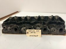 GM 95-02 6.5L Cylinder Head Loaded Reman 10137567
