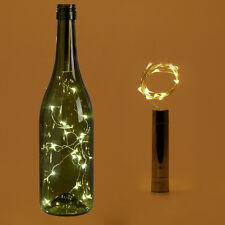 Bottle Lights Cork Shape Lights for Wine Bottle Starry String Lights Party Decor