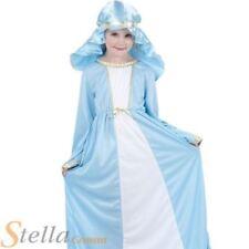 Disfraces de niña de color principal azul, Navidad