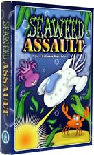 Seaweed Assault - Original Atari 2600 Homebrew Game - New in Box!