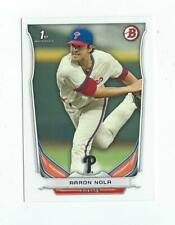 2014 Bowman Draft #DP4 Aaron Nola Rookie Phillies