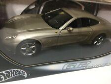 Hot Wheels 1:18 Scale Diecast Model - Ferrari 612 Scaglietti  RARE