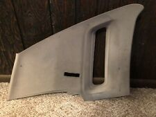 Ford Lincoln Towncar Vent Window Glass Plastic Gray Rear Left OEM FOVB-54519A97