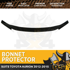 Bonnet Protector to suit Toyota Aurion 2012-2015 Tinted Guard