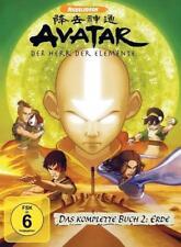 Avatar - Der Herr der Elemente/Buch 2: Erde - Box  [4 DVDs] (2009)