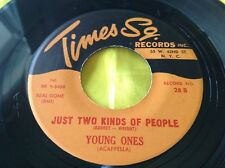 Scare Doo Wop 45 : Young Ones ~ Gloria ~ Just Two Kings of People ~ Times Sq.