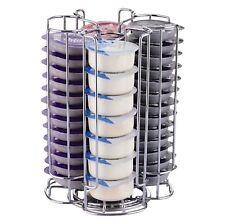 52 Caffè Pod T-Disc Capsule Dispenser Supporto In Acciaio Inox Per Bosch Tassimo