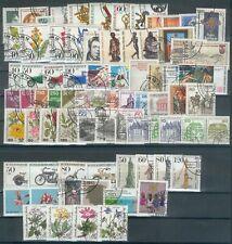Berlin Lot Marken- aus Jahrgang 1981/83o, Michel 65€
