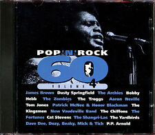POP'N'ROCK 60 VOLUME 4 - ANNEES 60 - CD COMPILATION [210]