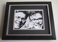 The Proclaimers SIGNED 10X8 FRAMED Photo Autograph Music AFTAL & COA