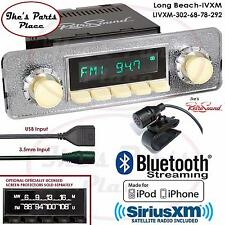 RetroSound Long Beach-IVXM Radio/BlueTooth/iPod/USB/RDS/3.5mm AUX-In-302-68-BMW