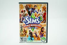 Sims 3 World Adventure Expan Pack: PC [Brand New]