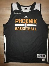 Eric Bledsoe 2015 Phoenix Suns NBA Practice Game Used Worn adidas Jersey LG