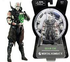 Mortal Kombat Quan Chi Action Figure Mezco Toyz NIB new in box 2015