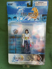 "Final Fantasy X Yuna 7"" Collectible Action Figure from Bandai"