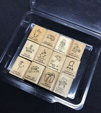 Stampin Up! A little Love Stamp Set If 12