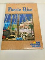 RIO GRANDE GAMES Andreas Seyfarth Puerto Rico Board Game Complete 655132001953
