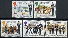 Guernsey 1982 SG#268-272 Boys Brigade MNH Set #D2155