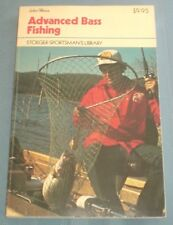 Advanced Bass Fishing by John Weiss (1982, Paperback) Stoeger Sportsman Library