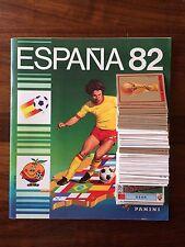 1 Stricker Panini  World Cup España 82 New