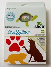 New Making Memories Slice Design Card - Paws and Claws