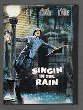 Singin' In The Rain - Dvd - Gene Kelly - Donald O'Connor - Debbie Reynolds -1951
