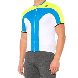 Sportful Crank Mens Cycling Jersey Short Sleeve Jersey NWT NEW  Castelli