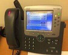 Cisco IP Phone cp-7975g + fuente alimentación/Power Supply