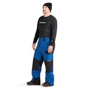 Dakine Men's Reach 20K Bib Shell Snowboard Pants Large Ultramarine Blue New 2022
