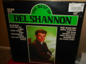 Del Shannon - The Best of Del Shannon New Still Sealed Rock LP