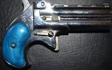 Davis Industries Lb9 pistol grips sapphire blue plastic