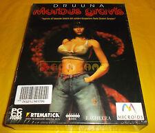 DRUUNA MORBUS GRAVIS Pc Versione Italiana 1ª Edizione Big Box ○○ NUOVO SIGILLATO