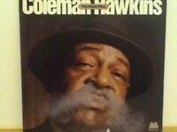 COLEMAN   HAWKINS              LP     THE  HAWK   FLIES