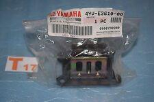 boite à clapet d'admission d'origine YAMAHA DT 50 R  TZR 50 4YV-E3610-00 neuf