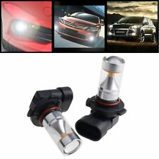 2pc High power HB4/9006 White DRL Fog Light LED bulbs For BMW E46 M3 E60 E64 E90