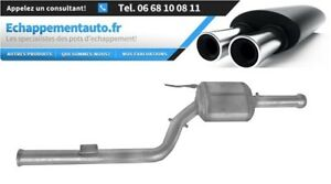 Filtres à particules Mercedes-Benz C-Klasse W203 CLK W209 A2034905019