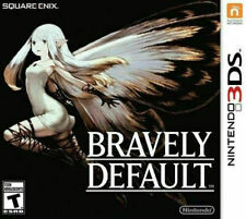 Bravely Default (3DS, 2014)