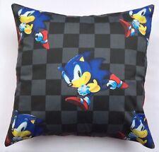 Sonic The Hedgehog Vintage Nintendo Fabric Cushion - Figure Game