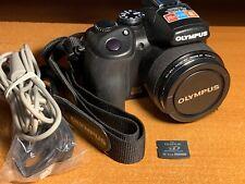 Olympus SP Series SP-570 UZ 10.0MP Digital Camera - Black