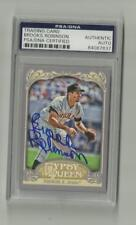 Brooks Robinson 2012 Topps Gypsy Queen signed card PSA/DNA Orioles Auto