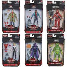 Hasbro Marvel Legends Series Spider-Man: Into the Spider-Verse Stilt man wave