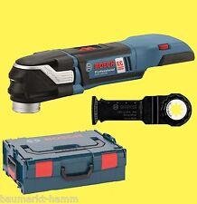 BOSCH Herramienta de batería Multi Función GOP 18v-28 SOLO + L-BOXX 06018b6001