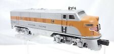 Lionel Trains 2345 Western Pacific F-3 Diesel Locomotive Engine Powered O Scale