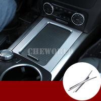 Innen Mittelkonsole Aufbewahrungsbox Rahmen Zierleisten Für Benz GLK-Klasse X204