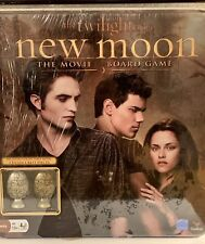 The Twilight Saga New Moon The Movie Board Game, New! No Reserve!