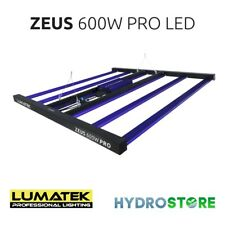 Lumatek ZEUS 600w Pro LED - Full Spectrum Grow Light - Hydroponics.