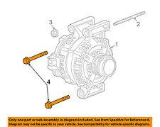 GM OEM-Alternator Bolt 11588735