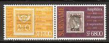Suriname - 2002 Stamp Expo Amphilex -  Mi. 1836-37 MNH